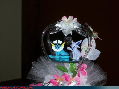 Pokemon Corsage Or Cake Topper Don T Know Don T Care
