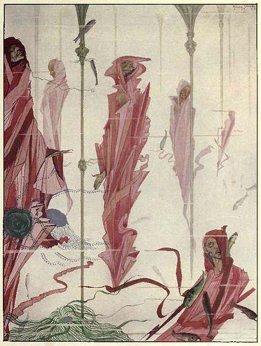 harry clarke, 1920