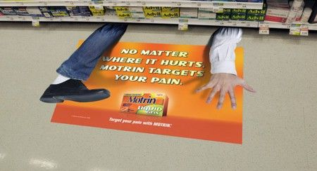 Floor graphics make for subtle, yet extremely effective advertisements in businesses and retail stores. http://www.godecals.net/vinyl-floor-graphics-advertising