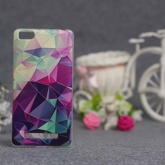 for Xiaomi Mi 4i Mi4i Mi4C Mi 4C Case New Colored 3D Paiting Cover Soft TPU Case for Xiaomi Mi4i Mi 4C Cover Silicon Case Luxury