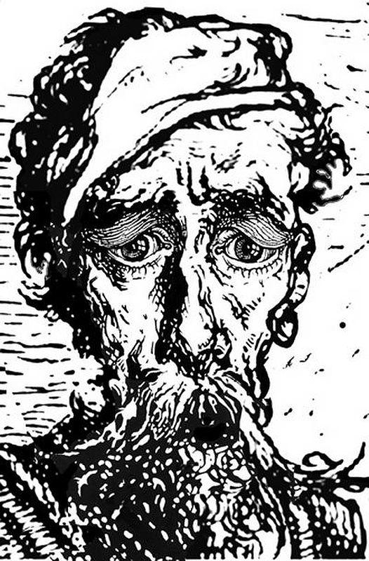 "Anibal Cedron ""Quijote"""
