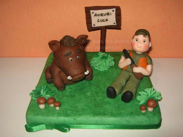 pig hunting wedding cake topper 1000 images about como amp cakes on 18507