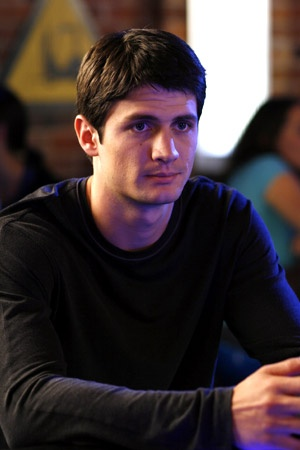 Day 1: Your favorite male character  Nathan Scott-the way he changed from season 1 to season 9 was amazing to watch.  His transformation was one off the best things about the show.
