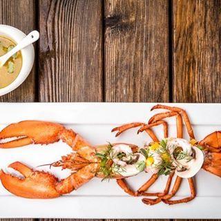 Lobster salad , ensalada de bogavante #singluten #celiac #glutenfri #glutenfree #norge #nrkmat #foodporn #foodphotography #foodies #food #glutenfreelife #instafood #cocinaconpoco #navidad #lobster #jul #recetasnavidad #christmasfood #seafood
