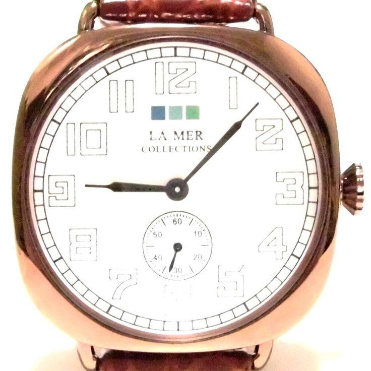 LAMERCOLLECTIONS ラメールコレクション アメリカ の スタイリッシュ 腕時計 セール で お安く ブラウン コッパ― 本革 レザー バンド お洒落 海外 ブランド | セレクトショップ L'Etoile beaute ( レトワールボーテ )クレジット コンビニ 銀行振り込み可