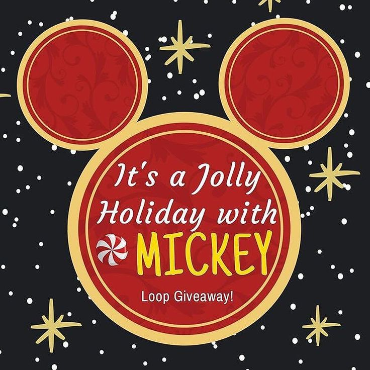 Go to @vivalamouse Next!  Welcome to the It's a Jolly Holiday with Mickey loop giveaway! 13 Disney inspired shops have teamed up to create this giveaway which means 13 awesome prizes- and 13 chances to WIN some holiday gifts!  My shop is giving away a $10 shop credit!  Here's how to enter:  Like this photo.  Go to the next shop in the loop and repeat steps Once you get back to us you are done!  For an entry to be valid you MUST be following all the shops in the loop.  Contest is open…
