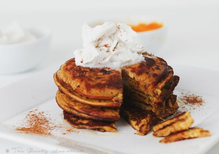 Marloes / 14 december 2015Recept: Spicy Pumpkin PancakesRecept: Spicy Pumpkin Pancakes | The Beauty Assistant