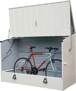 Buy Trimetals Protectacycle Garden Bike Storage at Argos.co.uk, visit Argos.co.uk to shop online for Garden storage boxes and cupboards