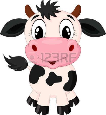 Topless Naked Cartoon Cows Gif