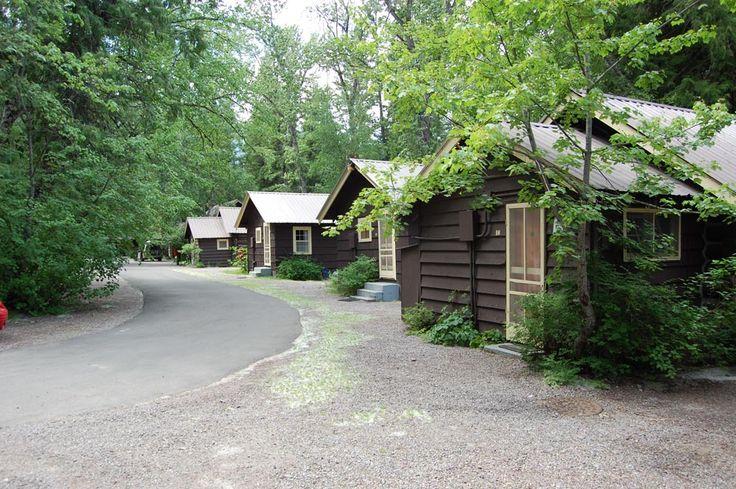 Apgar Village Lodge Montana