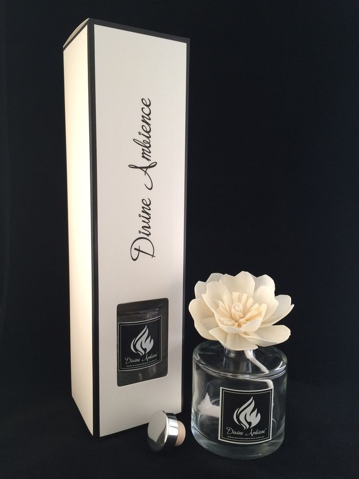 Fragrance Diffuser with Sola Flower