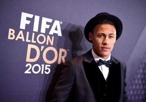 ネイマール、FIFAバロンドール投票結果に落胆「2位を望んでいた」 | サッカーキング