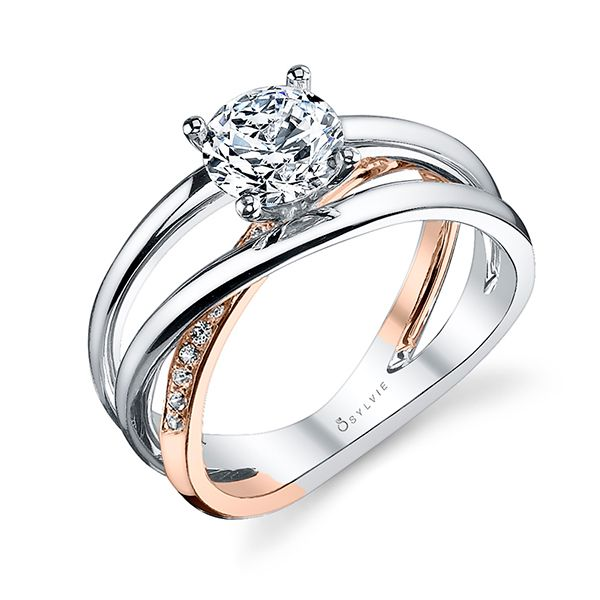 Contemporary Bands: 1000+ Ideas About Modern Engagement Rings On Pinterest