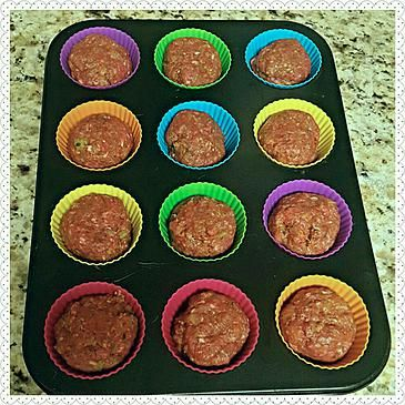 Fit Life Bound | Meatloaf Cupcakes - 21 Day Fix & Kid Approved!