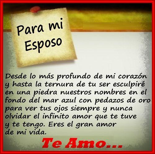Mensajes De Amor Para Mi Esposo Con Imagenes Mantener Promesas