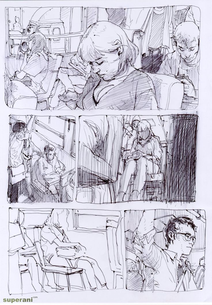 Best Storyboard Images On   Sketches To Draw And