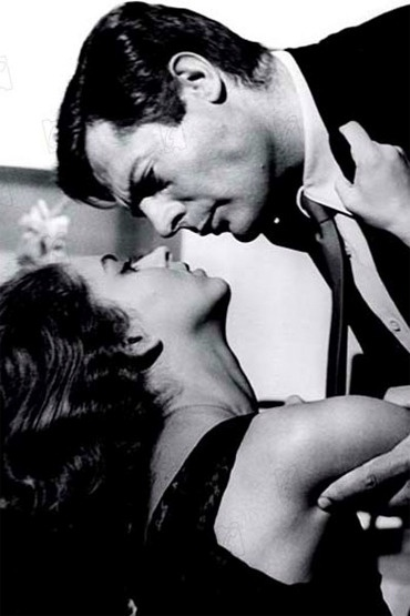 Jeanne Moreau et Marcelo Mastroiani : La Notte, Antonioni, 1959 - one of my favvvorite movies of all time!!