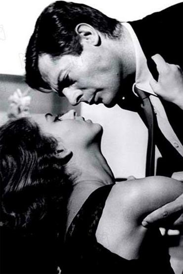 Jeanne Moreau et Marcelo Mastroiani : La Notte, Antonioni, 1959