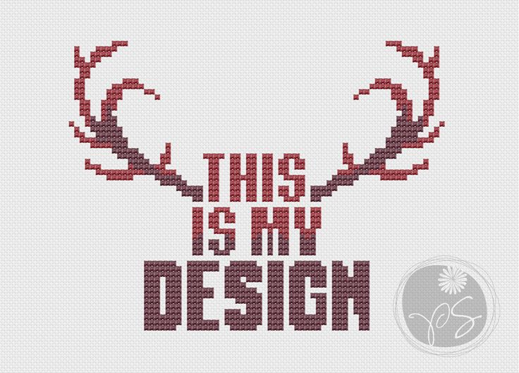 Looking for your next project? You're going to love Hannibal Quote by designer PixyStitches. - via @Craftsy