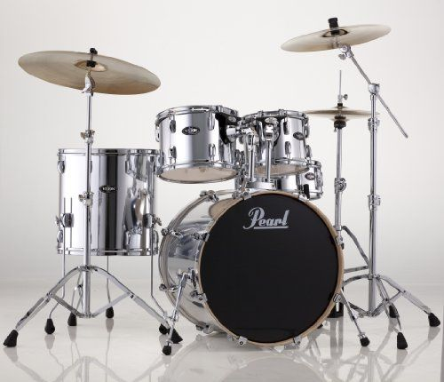 Pearl Vision Birch New Fusion Shell Pack (22x18, 10x8, 12x9, 16x16, 14x5.5, (2) TH-900I) by Pearl. $829.00. Based on the original formula, VB drumsets feature blended Birch Ply shells that deliver a dynamically balanced sound. The floor toms and bass drums gives the same amount of projection as the higher frequency rack toms, resulting in the best sounding kit in its price range
