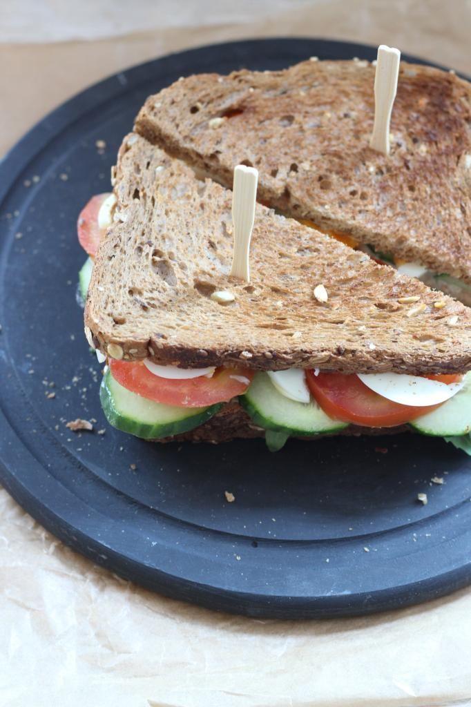 Club sandwich - Lekker en Simpel