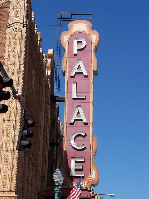 Palace Theater......Canton, Ohio.