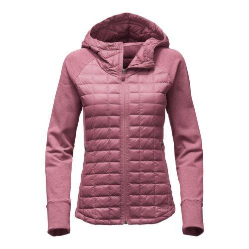 The North Face Women's Endeavor ThermoBall Jacket (Renaissance Rose/Renaissance Rose Dark Heather, Size X Small) - Women's Outdoor, Women's Outdoor...