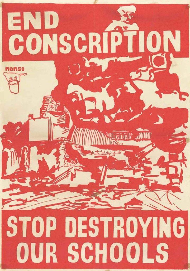 end conscription campaign -