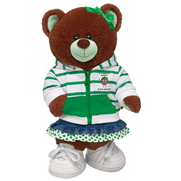 Brownie Outfit For Build A Bear