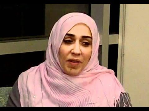 Yasmin Mogahed, lectures Yasmin Mogahed In the case where a person has been chronically traumatized and unable to let go of the events that made him feel hur...