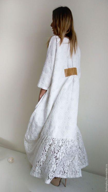 """Платья ручной работы. Платье в стиле бохо шик """"Дания 10"""". Boho love. Интернет-магазин Ярмарка Мастеров. Однотонный"""
