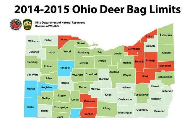 Rifles approved for Ohio deer hunting during gun season - TheBuckAdvisors.com