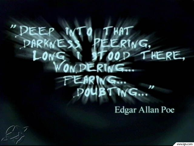 Edgar Allan Poe Quotes | Bill Cain Online - Halloween Horror: The 13 Scariest Tales of All Time ...