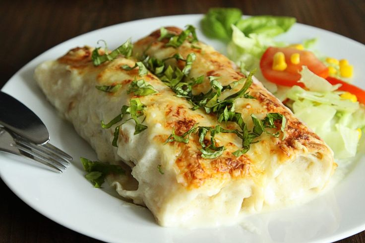 Vous allez vous régaler avec ces enchiladas au poulet et à la crème fraîche. Coup de cœur pour cette recette en pas à pas, qui…