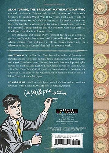 The Imitation Game: Alan Turing Decoded