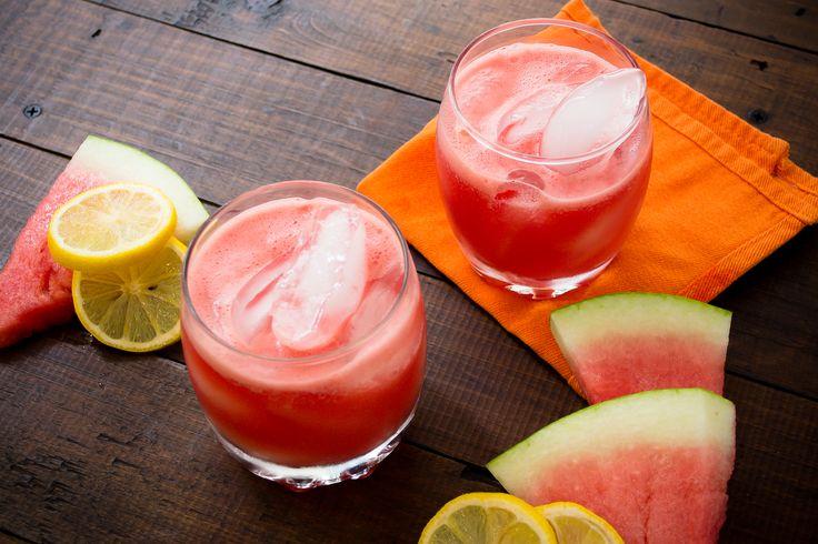 Limonada de Sandía y Fresa | Blog H-E-B