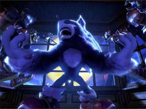 Sonic Unleashed Night of the Werehog Short Film - YouTube