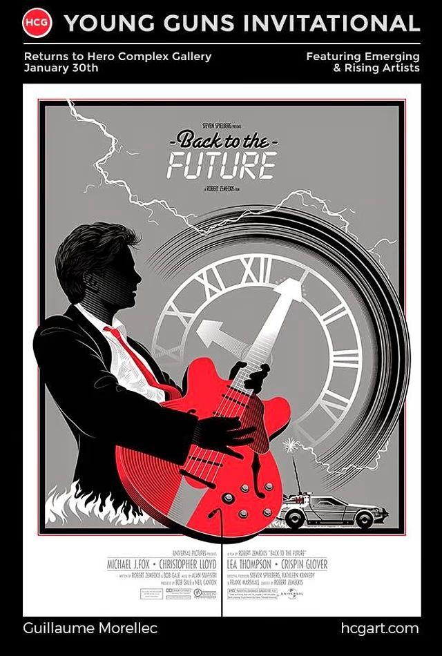 "Guillaune Morellec ""Back to the Future"""