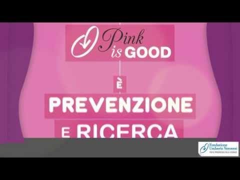 #PinkisGood per sconfiggere il tumore al seno - un progetto @Fondazione Veronesi