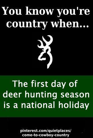 Deer season http://pinterest.com/quietplaces/come-to-cowboy-country/