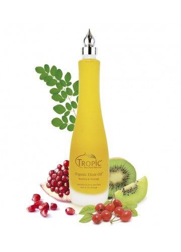 Organic Facial Elixir Oil- 50ml