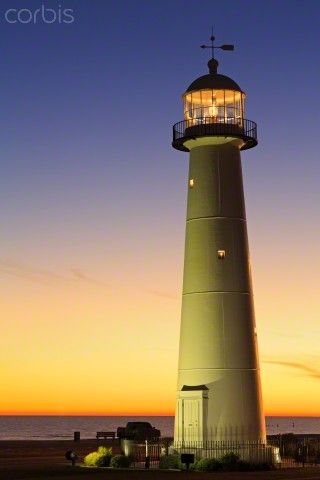..._Biloxi Lighthouse,Mississippi, USA   drove by this so many times on my way to work at KAFB.