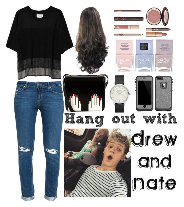 Hang out with Drew Dirksen and Nate Parker