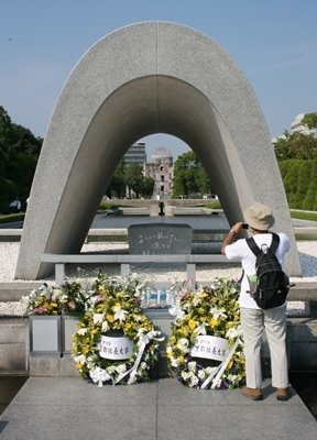 Hiroshima is the capital of Hiroshima Prefecture, and the largest city in the Chūgoku region of western Honshu, the largest island of Japan. It is best known as the first city in history to be destroyed by a nuclear weapon. Hiroshima today is a beautiful, lively city. Not that the city has forgotten. The twisted remains of the Industrial Promotion Hall, now renamed the A-bomb Dome, form a cobweb on the city's landscape.