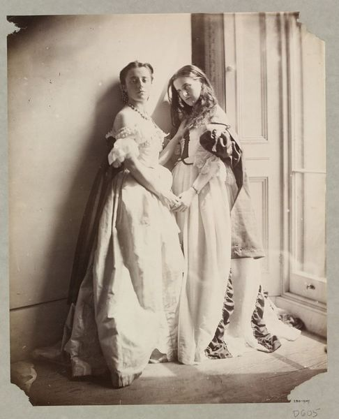 Photographs by Lady Clementina Harwarden, photographer , 1860s.