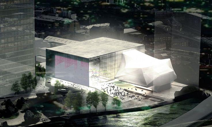 Manchester Sanat Merkezi plan onayı aldı İngiltere'deki en büyük kamu binası olarak inşa edilecek olan kültür merkezi, Manchester Uluslararası Festivali'nin (MIF) yeni evi olacak ve yıl boyunca klasik opera ve baleden büyük ölçekli gösterilere ve deneysel yapımlara kadar sanatın, tiyatronun ve müziğin buluştuğu çok yönlü kültürel bir platform olarak hizmet verecek.   #Kentler #Manchester #Proje