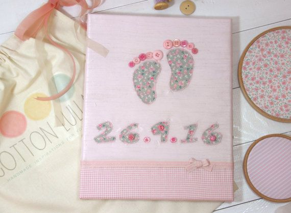 Girl Nursery decoration/Personalized baby's by CottonLullabyShop