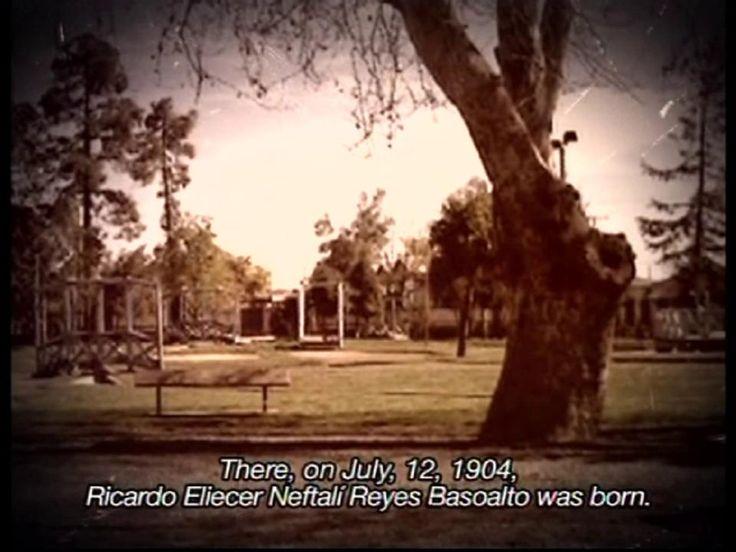 Biografia - Pablo Neruda