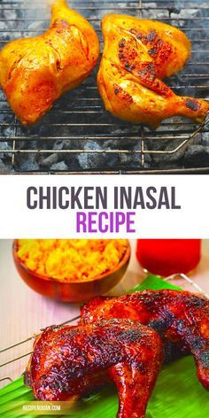 Chicken Inasal is a combo of chicken and unlimited rice at a very affordable price was such a hit that the giant fast food chain actually bought the said chicken Inasal store. From being a hometown glory of Visayas, this chicken inasal recipe of chicken and special spices sure have captivated the minds and the taste buds of all Filipinos.
