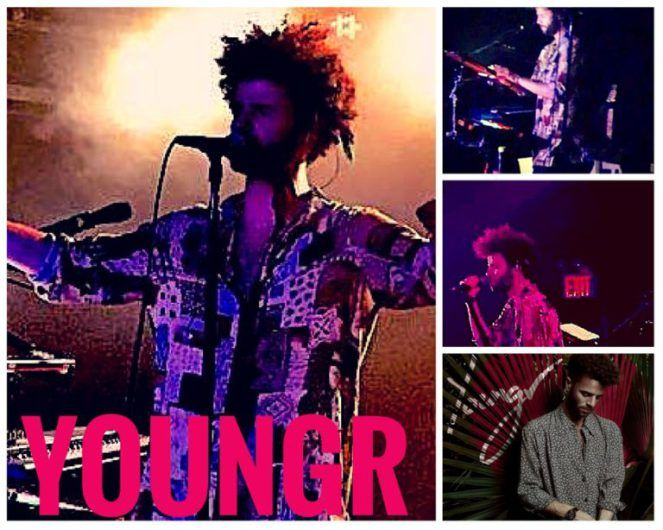 """Concert Review: Youngr Is An """"American Gladiator"""" At Le Poisson Rouge – Reviewing Entertainment For The Light It Gives"""